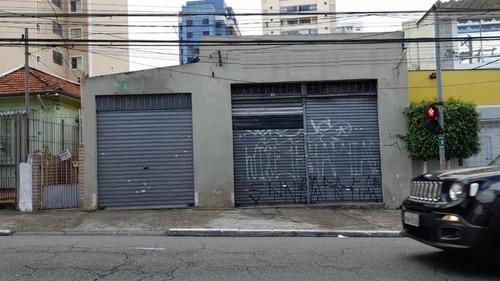 Imagem 1 de 1 de Galpão Para Alugar, 260 M² - Vila Da Saúde - São Paulo/sp - Ga1412