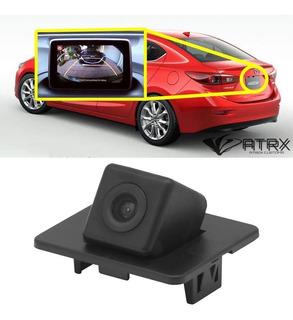 Cámara De Reversa Original Oem Mazda 3 Hatchback 2014 2018