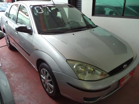 Ford Focus 1.6 Prata 2007