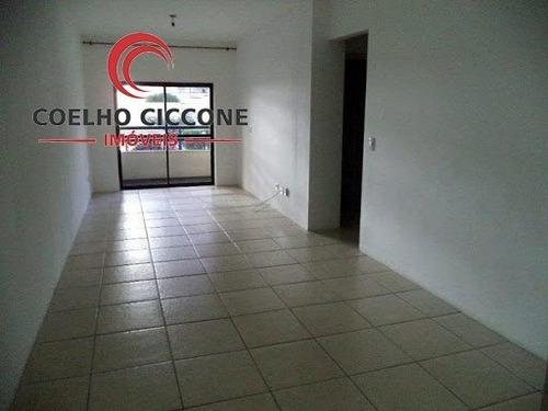 Imagem 1 de 6 de Apartamento Em Santa Maria - Sao Caetano Do Sul - V-3403