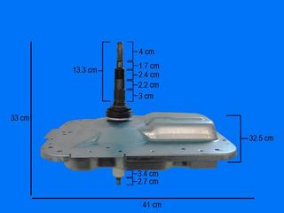 Transmision Lav Easy Mabe Kraken Original Alta