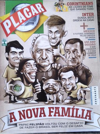 Revista Placar Edição 1374 Janeiro De 2013