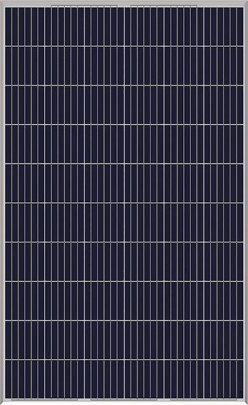 Placa / Painel / Modulo Solar Upsolar 285w Poli + Mc4