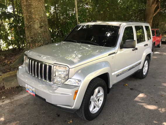 Cherokee Kk Limited 4x4 Blindada