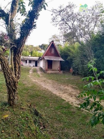 Chácara Com 1 Dormitório À Venda, 1250 M² Por R$ 180.000 - Ponunduva - Cajamar/sp - Ch0138