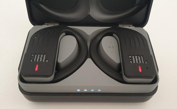 Fone De Ouvido Bluetooth Jbl Endurance Peak - Nunca Usado