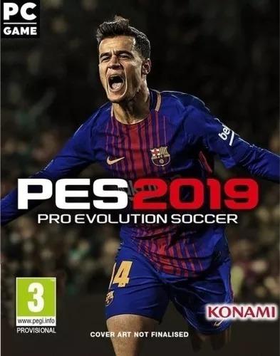 Pro Evolution Soccer 2019 Pc Offline
