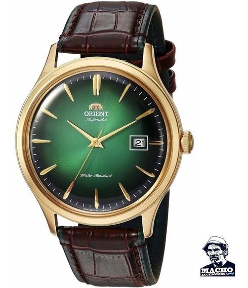 Reloj Orient Bambino 4 Fac08002f0 Automático En Stock