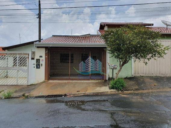 Casa Com 2 Dormitórios À Venda, 110 M² Por R$ 249.000 - Jardim Terras De Santo Antônio - Hortolândia/sp - Ca0613