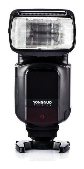 Flash Para Câmeras Canon Yongnuo Com Led Embutido