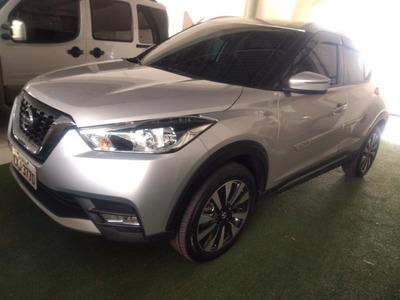 Nissan Kicks 1.6 Sv 16v Xtronic Flex 4p Automatico