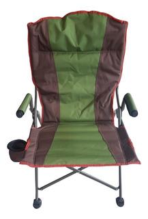 Sillon Director Reforzado Camping Plegable