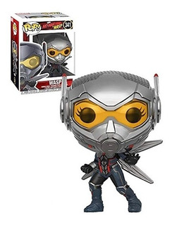 Funko Pop Avengers / Ant-man & The Wasp: The Wasp #341