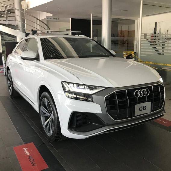 Audi Q8 S Line 3.0 Tfsi 340hp