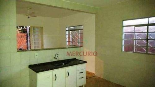 Casa Com 3 Dormitórios À Venda, 98 M² Por R$ 158.000,00 - Tibiriça - Bauru/sp - Ca3213