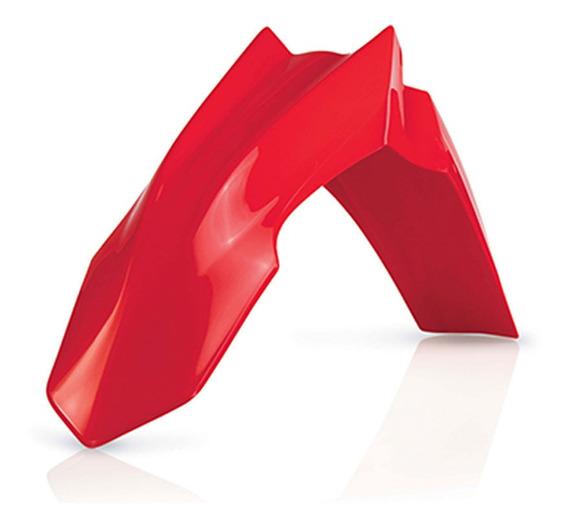 Salpicadera Delantera Honda Crf 450r 2013 Rojo