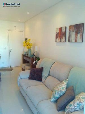 Apartamento Com 2 Dormitórios À Venda, 57 M² Por R$ 345.000 - Imirim - São Paulo/sp - Ap3593