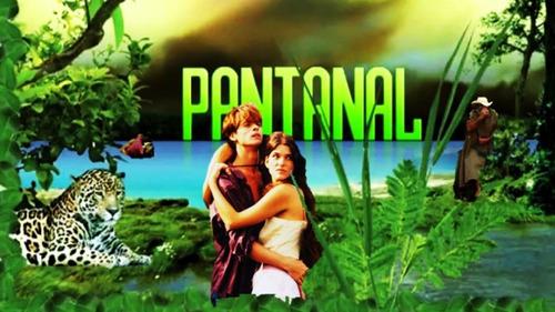 Novela Pantanal Exibida No Sbt Completa 187 Cap. Digital