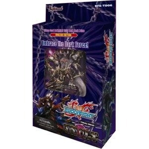 Future Card Buddyfight Tcg: Dark Pulse Trial Deck