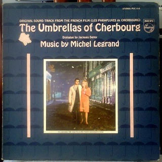 Lp / Michel Legrand (1964) The Umbrellas Of Cherbourg (impor