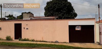 Casa Para Aluguel, 1 Dormitórios, Setor Tiuba - Araguaína - 1553