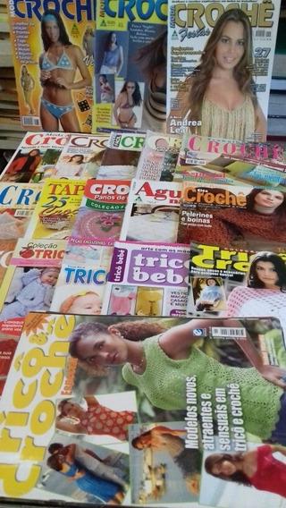 40 Revistas De Crochê Diferentes