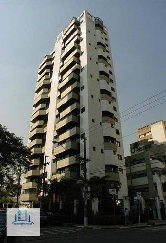 Imagem 1 de 30 de Apartamento Com 4 Dormitórios À Venda, 250 M² Por R$ 2.380.000,00 - Campo Belo - São Paulo/sp - Ap3835