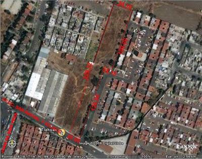 Terreno En Renta 6004 Metros.