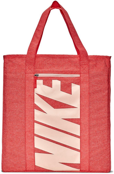 Bolsa Nike Gym Tote Ba5446 Rosa/salmon