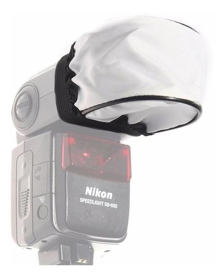 Difusor Flash Universal - Omni Bounce - Canon, Nikon