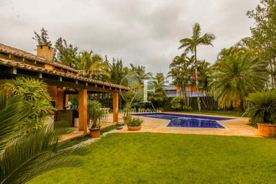 Casa Residencial Para Locação Diária, Acapulco Guarujá - Ca2708
