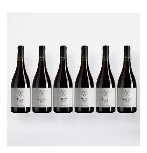 Caja X 6 Mevi - Gran Reserva De Familia - Pinot Noir - 2019