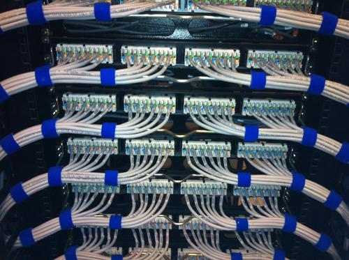Imagem 1 de 5 de Serviços De Cabeamento Estruturado De Redes