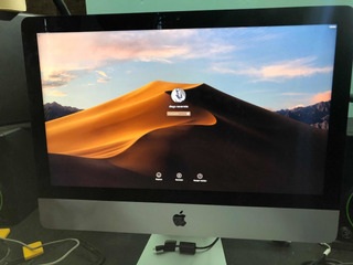 Computadora iMac Modelo 2012