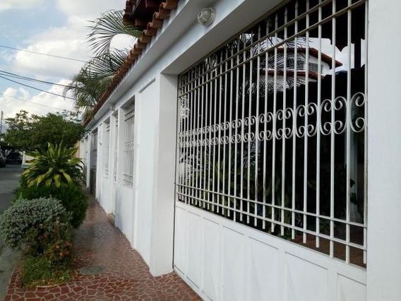 Casa En Venta Urb La Mulera Maracay Cod.20-10254