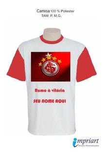 Camisa Time Internacional - Rumo À Vitória
