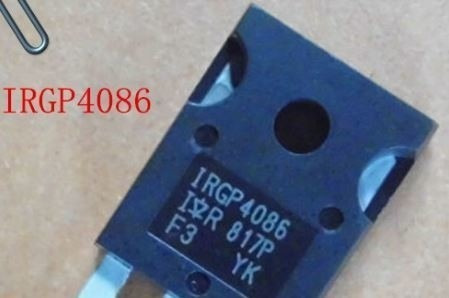 Irgp4086 Gp4086 Original Igbt Stetsom Taramps | Kit Com 2