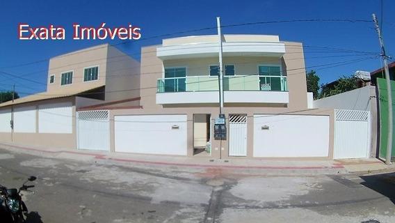 Casa Duplex, 2 Quartos Com Suite, 2 Vagas De Garagens 86 Metros Quadrados. Excelente Localização, Próximo Ao Mar Em Portal De Jacaraipe Na Serra, Imóvel Com Excelente Acabamento, - Ca00162 - 4881569