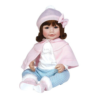 Adora Toddler Jolie Girl Weighted Doll Set De Regalo P...