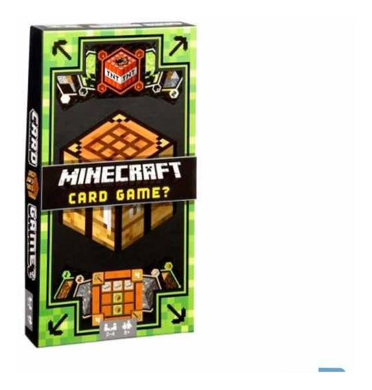 Minecraft Card Game - Lacrado