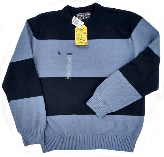 Hermoso Sweater Talla 2-xl Nautica Jeans