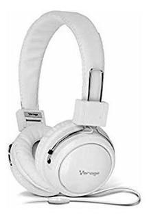 Audífono Diadema Vorago Hp-300 Alta Fidelidad Con Micrófono