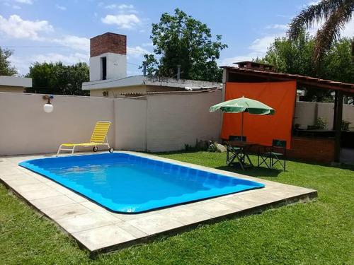 Casa En Alquiler Temporario Villa Carlos Paz