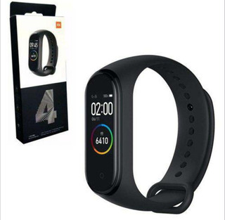 Smartwatch Mi Band 4 + Pulseira De Brinde