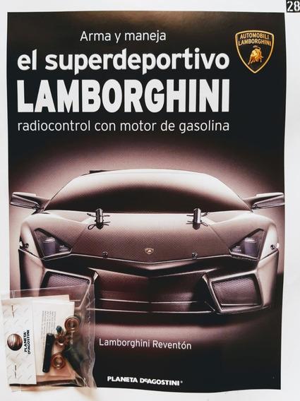 Lamborghini Para Armar - Fasiculo 28