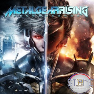 Metal Gear Rising Revengeance Ultimate Edition Ps3