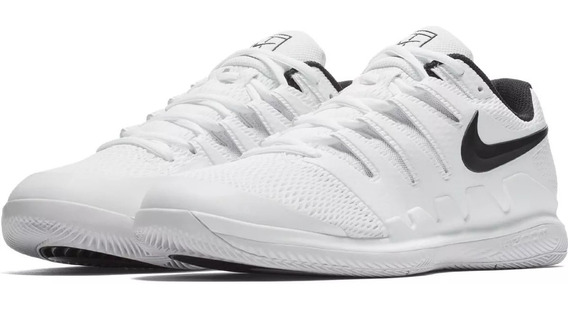 Zapatilla Tenis Nike Vapor X Hc Air Zoom Hombre Roger Federer 2019 Envio Gratis Todos Los Talles Importadas Squash