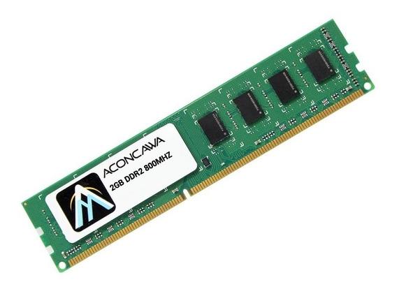 Memoria Ram 2gb 800 Mhz Ddr2 Nueva