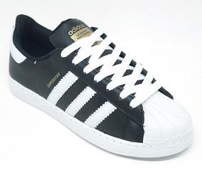 Tênis adidas Superstar Preto E Branco