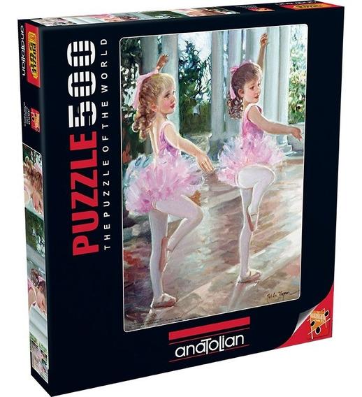 Rompecabezas 500 Piezas - Bailarinas De Ballet - 3550 Anatol